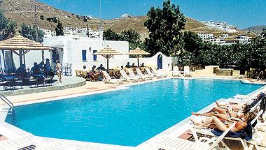 CORALLI HOTEL  HOTELS IN  Livadakia